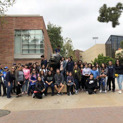 UCLA Tour