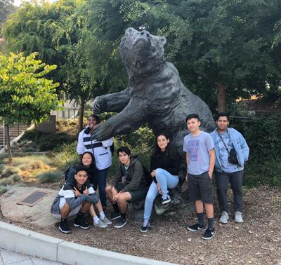 California College Trip
