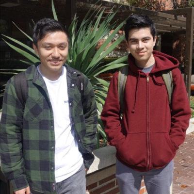 High School Students Spotlight