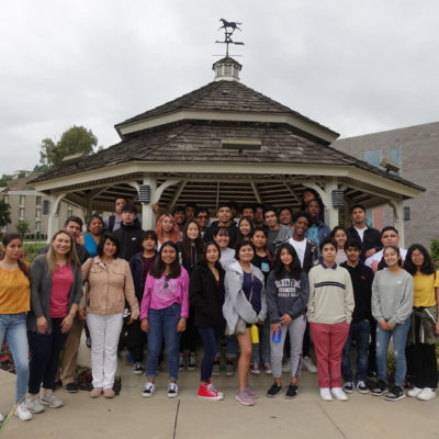DTS visits Cal Poly Pomona
