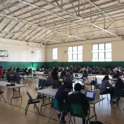School-wide Personal Statement workshop