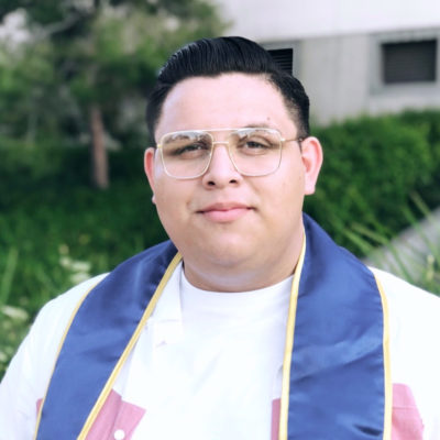 Making a Difference – Luis Chaidez, Advisor and Program Coordinator